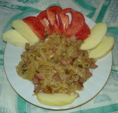 Польская кухня. Бигос. : Славянская кухня