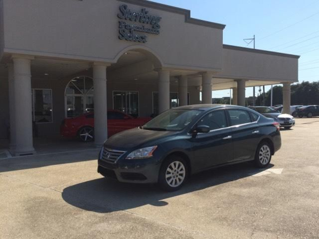 Used One-Owner 2014 Nissan Sentra http://www.sterlingpremiumusedcars.com/