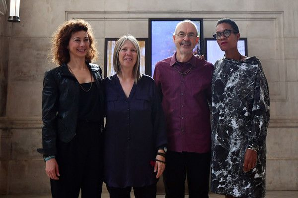 Lola Gayle Pictures A Video Art Installation Is Unveiled at St Paul's Cathedral -