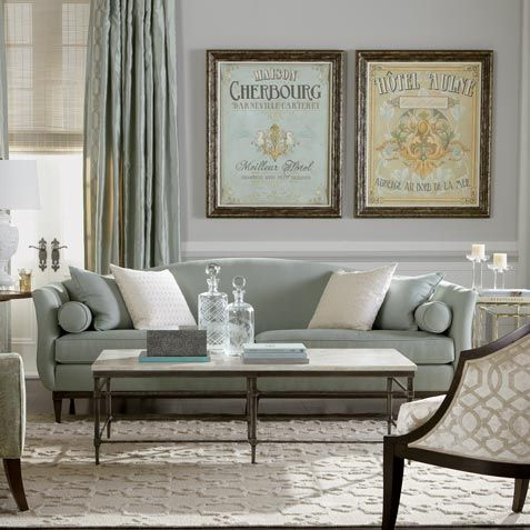 106 best ethan allen living rooms images on pinterest - Ethan allen living room inspiration ...