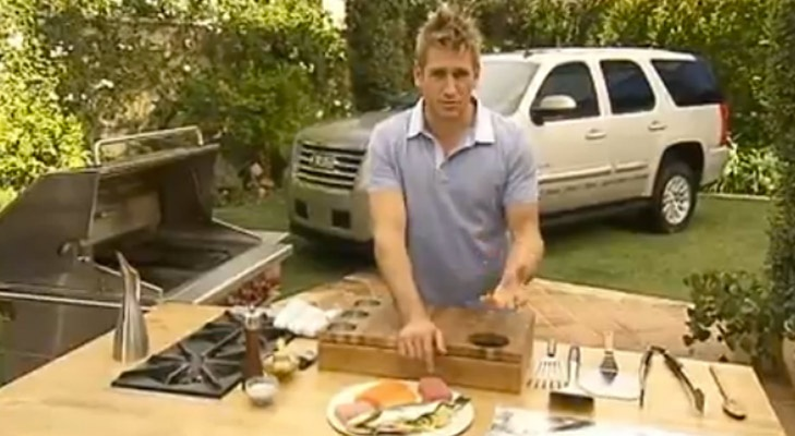 How to grill fish with Curtis StoneCurtis Stone
