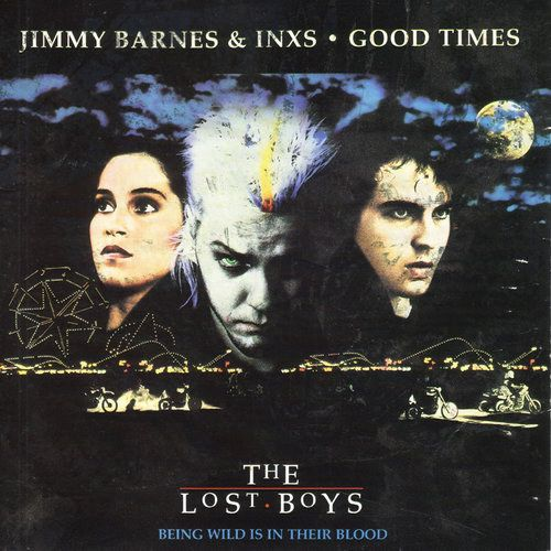 "INXS and Jimmy Barnes, ""Good Times"" 