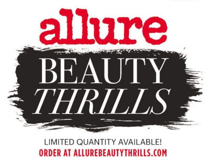 Details on the upcoming Allure Beauty Thrills box!