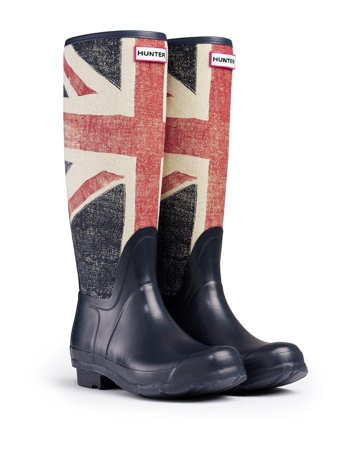 Great british wellies for the great british summer
