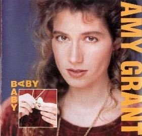 Baby, Baby - Amy Grant (A&M) No. 2. (1991) Peter Kay's Car Share Series 1
