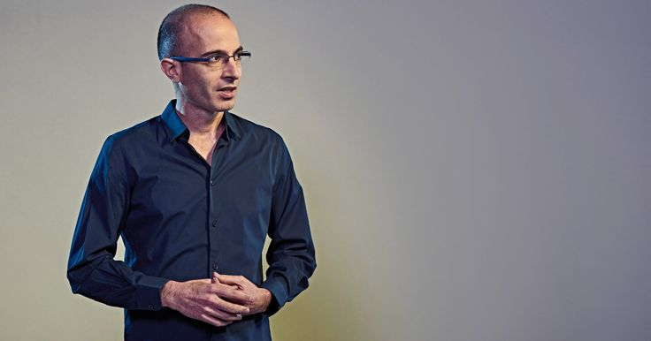 An interview with Yuval Harari, author of 'Homo Deus: A Brief History of Tomorrow.'