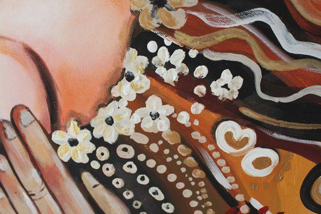Oltre 25 fantastiche idee su dipinti su pinterest idee d for Quadri particolari moderni