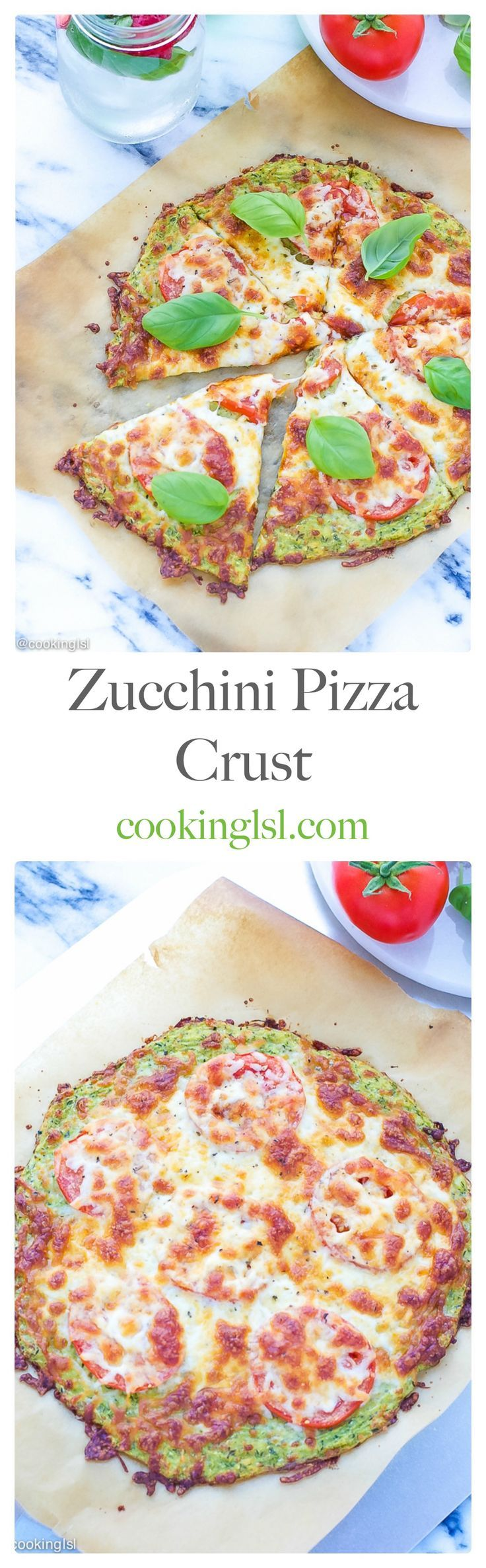 Zucchini-Pizza-Crust-Recipe #NaturalAmericanGoodness #CollectiveBias #ad