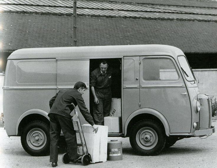 Peugeot D4 'B' 1960