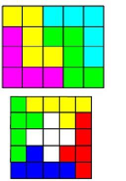 ESTUDANDO EM CASA: Atividades de perímetro e área utilizando malha quadriculada