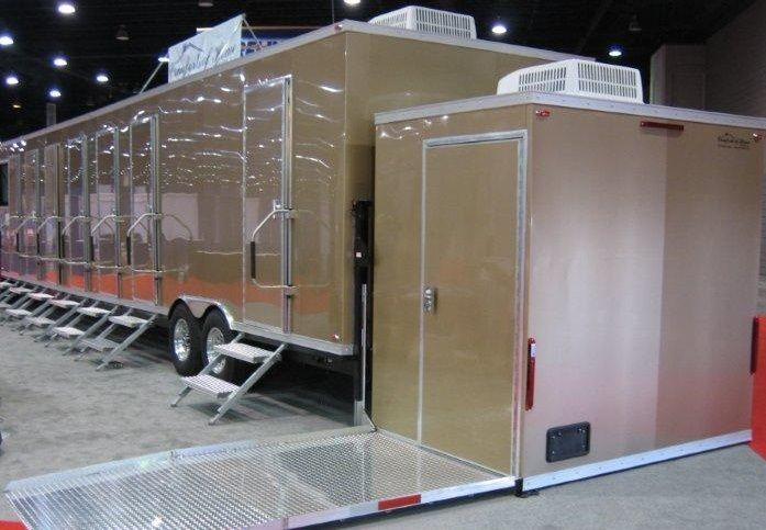 Image result for ada restroom trailer