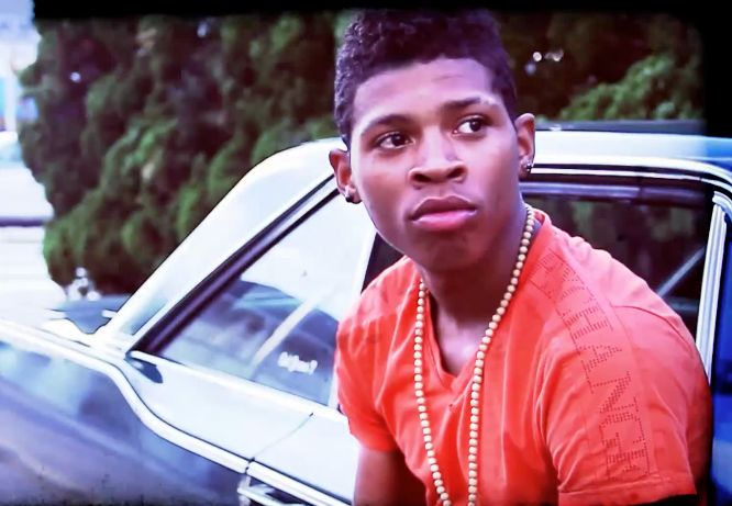 "Name: Bryshere ""Yazz"" Gray Age: 21 Birth Date: November 28, 1993 Bryshere is my baby. Back off hoe!!!"