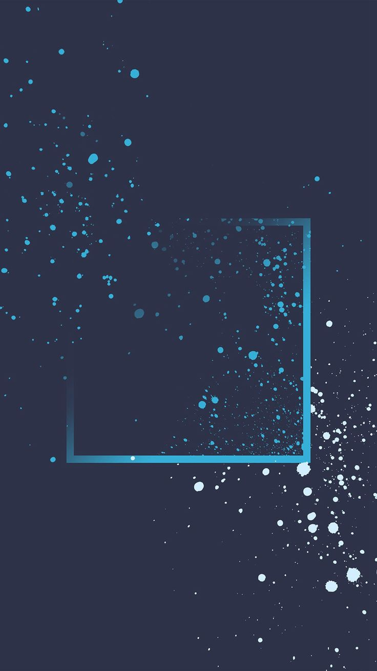 Blue Dot Paint Art Pattern Htc Background #iPhone #6 #plus #wallpaper