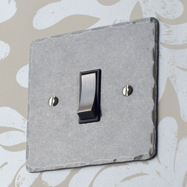 This #slimline #switch is funky but functional and is available in a range of finishes.
