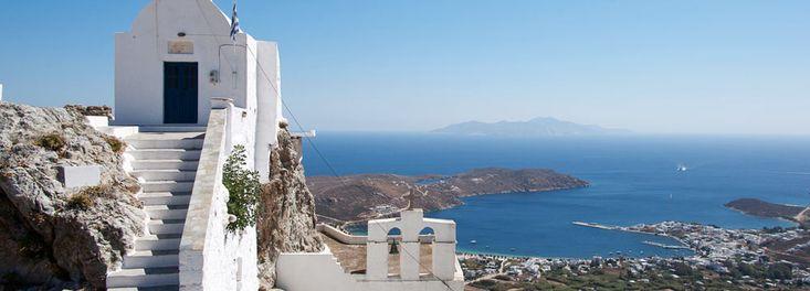 Serifos Travel Guide, Cyclades Greece