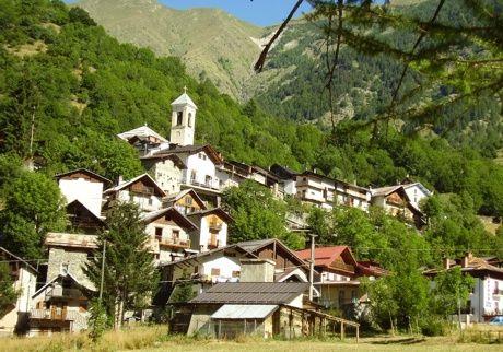 Strepeis, Bagni di Vinadio #cities #piemonte #italy #provinciadicuneo