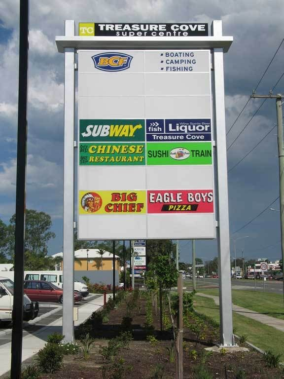 Image Gallery - External Signs - Pylon Signs