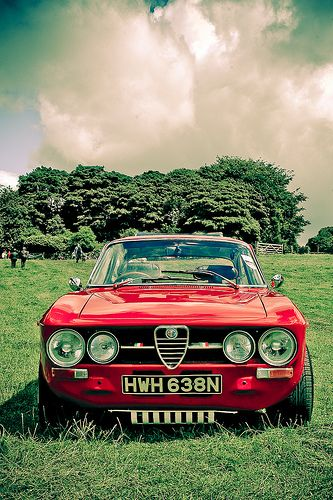 alfa romeo by KPSTUDIOS, via Flickr