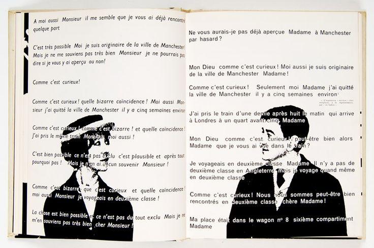 La Cantatrice Chauve d'Eugene Ionesco, mise en scène par Robert Massin (pg. 8)