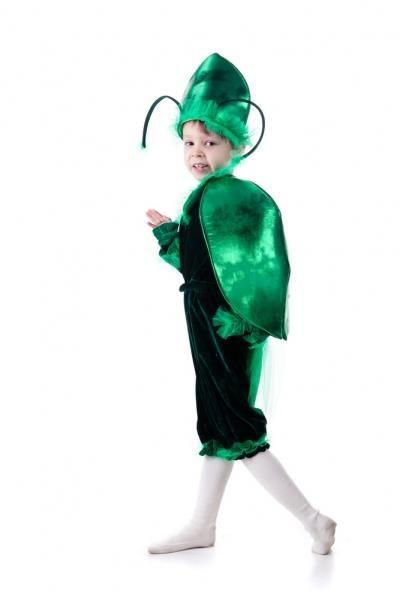 Новогодние детские костюмы светлячка