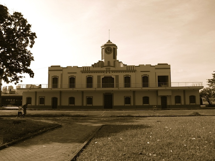 Antigua Estación. Pereira. Crédito Milton Ramírez (@FOTOMILTON) Mincultura 2012.
