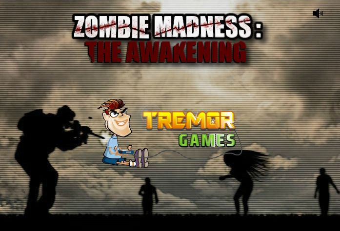 Play this new action #flashgame Zombie Madness  #flashgamenation #actiongame