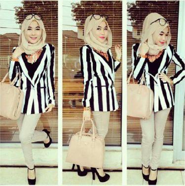 Hijab Style Fashion Inspiration