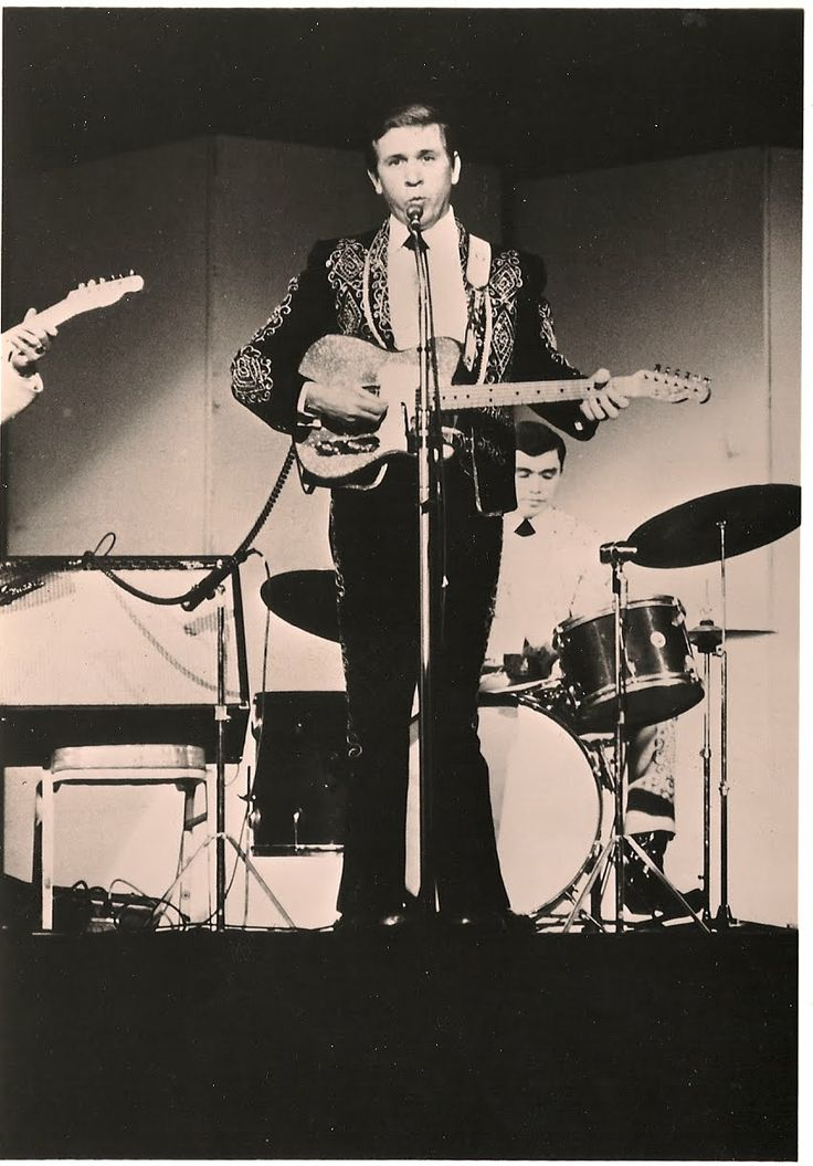 Buck Owens and his Fender Telecaster - Buck Owens and The Buckaroos