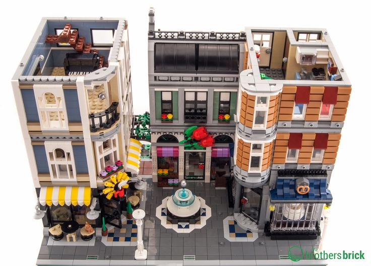 10255 Assembly Square | by The Brothers Brick
