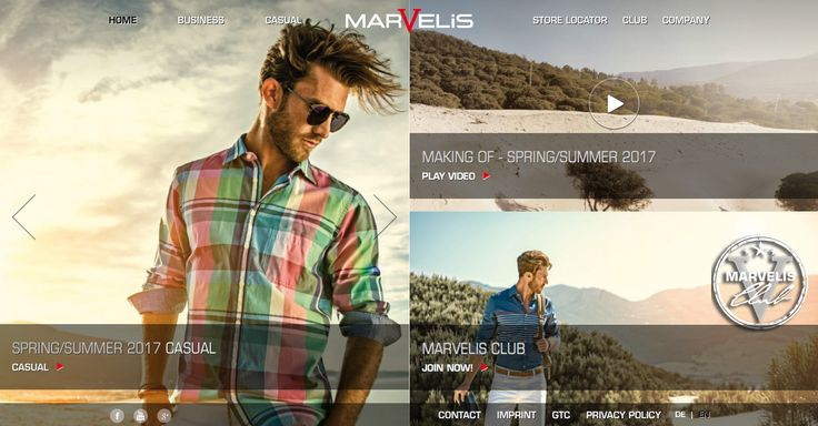 MARVELIS online partners with a sufficient variety of MARVELIS Shirts and tie.