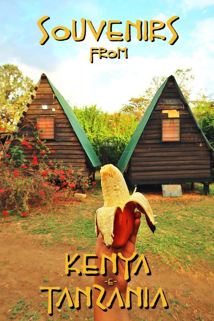Souvenirs from Kenya & Tanzania