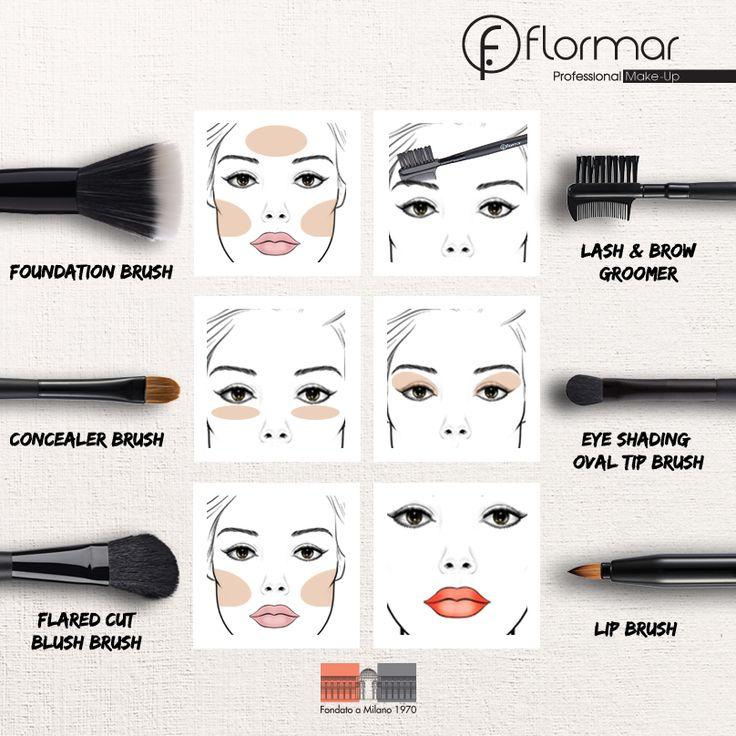 FLORMAR BRUSH www.flormar.com
