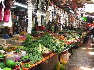 Kuala Lumpur: Chow Kit market