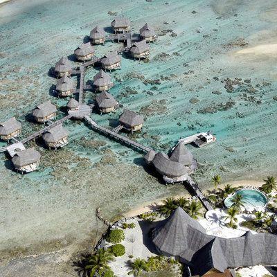 Tikehau Pearl Beach Resort in French Polynesia