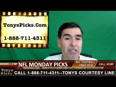 NFL Picks Monday Night Football Betting Predictions Odds Preview 11-28-2016