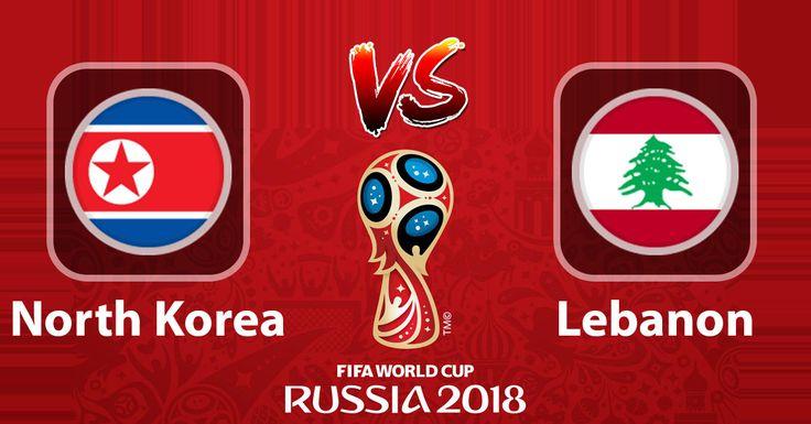 footballmatch livestreaming today | AFC Asian Cup Qual | North Korea Vs. Lebanon | Livestream | 05-09-2017
