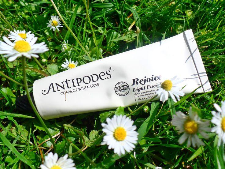Antipodes Rejoice Light Facial Day Cream: Cruelty Free