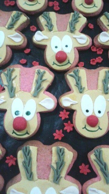 galletas Rodolfo el reno
