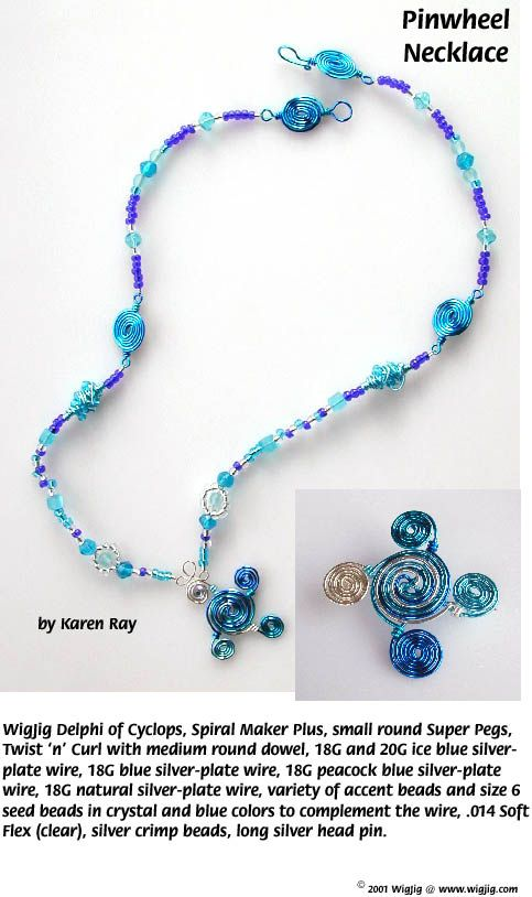 118 best JOYAS-WIGJIG images on Pinterest | Wire jewelry, Wire ...