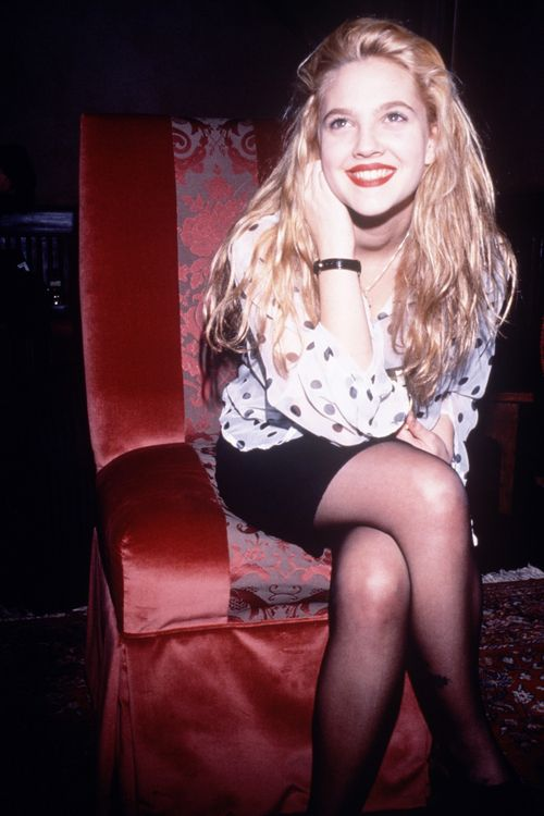 The beaut Drew Barrymore