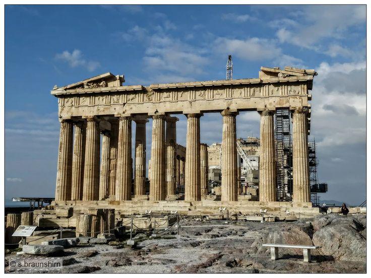 Φωτογραφία: Παρθενώνας / Ακρόπολη / Αθήνα (Parthenon / Acropolis / Athens)   #Ακρόπολη #Αθήνα #Αττική #Ελλάδα #Acropolis #Athens #Attica #Greece #beautiful #beautifulplaces #beautifulpictures #photomaniagreece