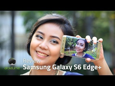 Samsung Galaxy S6 edge+ - Review Indonesia - YouTube
