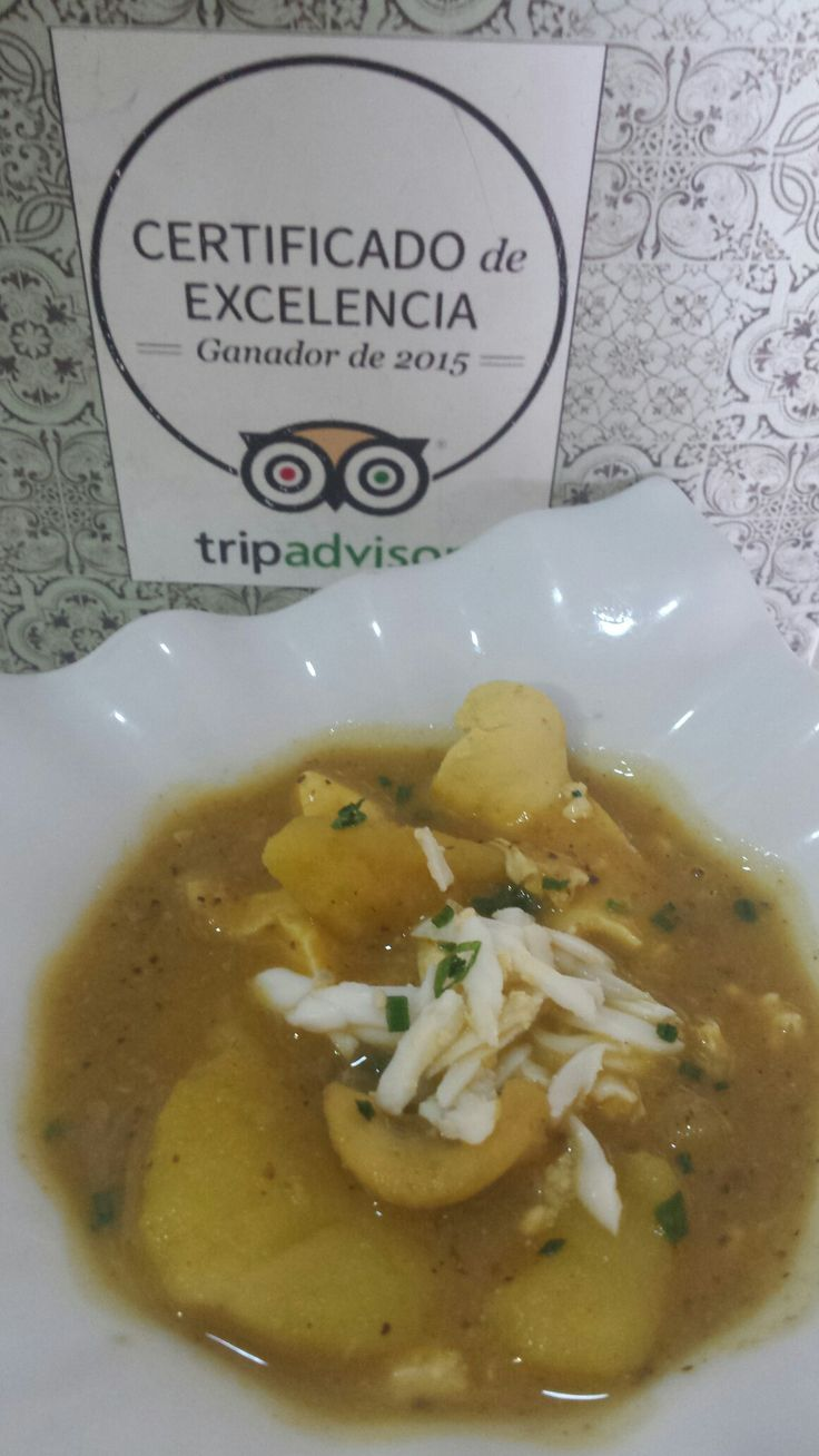 #Tapa guiso de patatas con jibia