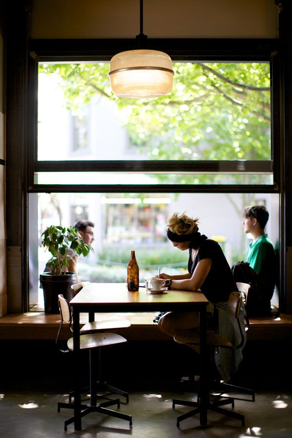 De Clieu Cafe in Collingwood, Melbourne