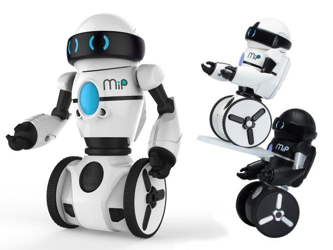 WowWee MiP Robot (© WowWee)
