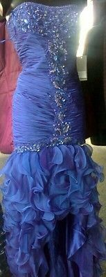 vestito lungo matrimonio sera cerimonia donna elegante damigella testimone coda