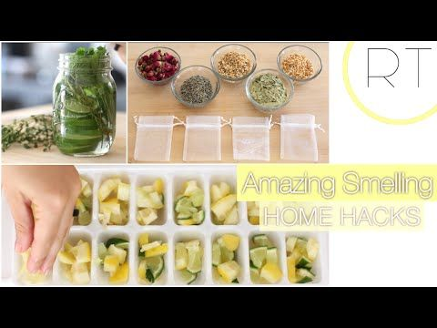 Sometimes my living space just doesn't smell as pretty as I prefer. Here are a few natural hacks to make each room smell great.. Hope you enjoy! =) Feel free...