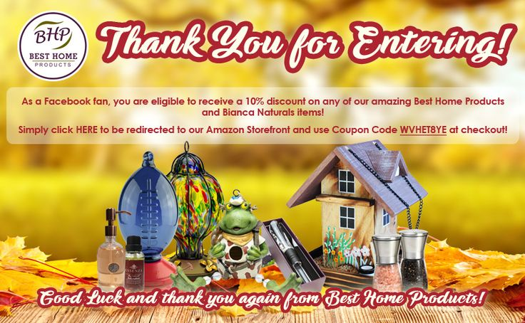 Enter today for a chance to win an eclectic assortment of our bestselling fall favorites. This collection includes our Tiffany Treat blown glass hummingbird feeder, B&B Bird Feeder, BHP wine aerator, an Essenza Oil, Salt & Pepper Mill set, football shaped glass hummingbird feeder, Aroma Aria Hand Soap, and Ribbit Retriever Birdhouse. #home #birdhouse #hummingbirds #birds #sweepstakes #contests