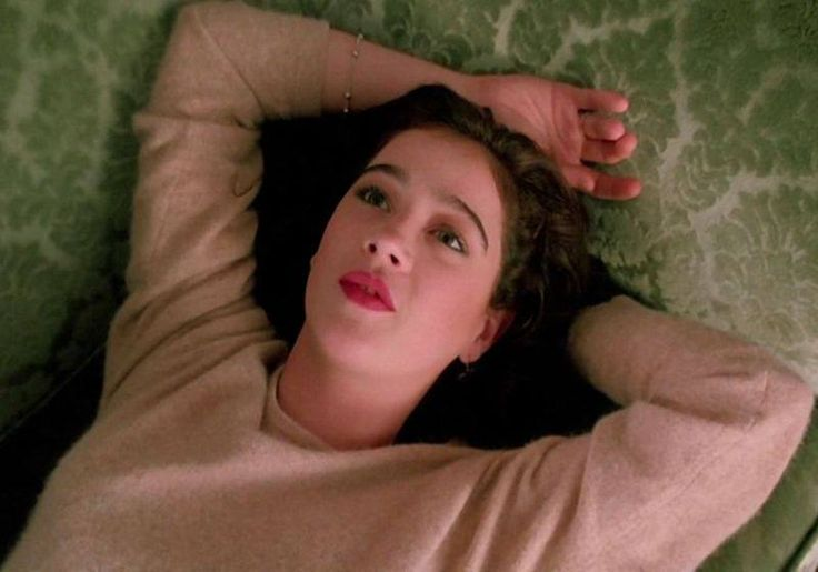 Moira Kelly. Donna in Twin Peaks: Fire Walk With Me.
