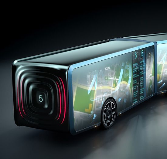 Willie: Transparent LCD Bus Concept by Tad Orlowski | Inspiration Grid | Design Inspiration